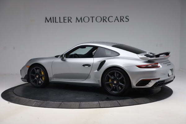 Used 2019 Porsche 911 Turbo S for sale $177,900 at Rolls-Royce Motor Cars Greenwich in Greenwich CT 06830 4