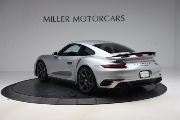 Used 2019 Porsche 911 Turbo S for sale $177,900 at Rolls-Royce Motor Cars Greenwich in Greenwich CT 06830 5
