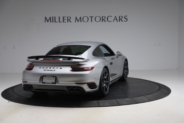 Used 2019 Porsche 911 Turbo S for sale $177,900 at Rolls-Royce Motor Cars Greenwich in Greenwich CT 06830 7
