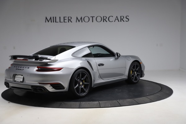 Used 2019 Porsche 911 Turbo S for sale $177,900 at Rolls-Royce Motor Cars Greenwich in Greenwich CT 06830 8