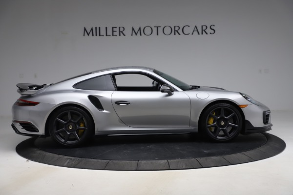Used 2019 Porsche 911 Turbo S for sale $177,900 at Rolls-Royce Motor Cars Greenwich in Greenwich CT 06830 9