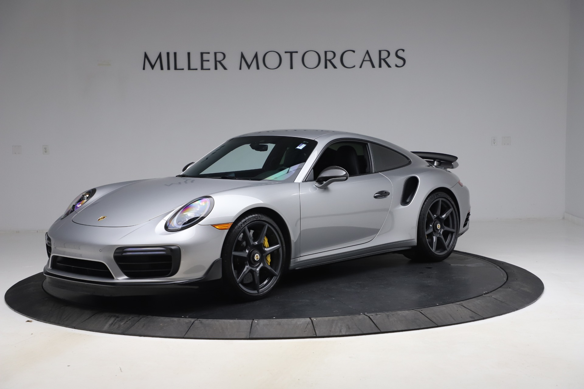 Used 2019 Porsche 911 Turbo S for sale $177,900 at Rolls-Royce Motor Cars Greenwich in Greenwich CT 06830 1