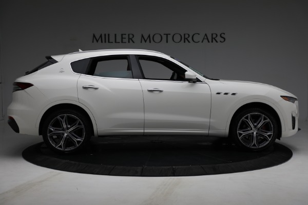 New 2021 Maserati Levante Q4 for sale $85,625 at Rolls-Royce Motor Cars Greenwich in Greenwich CT 06830 10