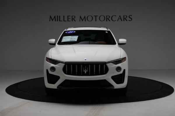 New 2021 Maserati Levante Q4 for sale $85,625 at Rolls-Royce Motor Cars Greenwich in Greenwich CT 06830 13