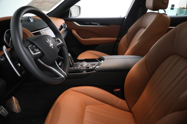 New 2021 Maserati Levante Q4 for sale $85,625 at Rolls-Royce Motor Cars Greenwich in Greenwich CT 06830 15