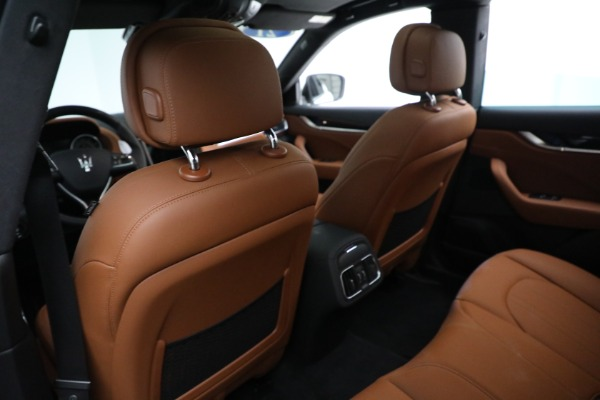 New 2021 Maserati Levante Q4 for sale $85,625 at Rolls-Royce Motor Cars Greenwich in Greenwich CT 06830 18