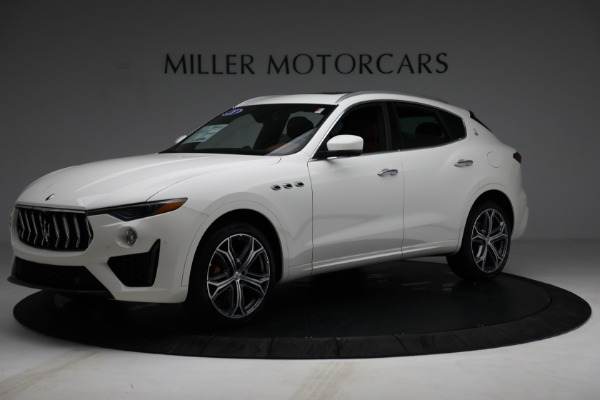 New 2021 Maserati Levante Q4 for sale $85,625 at Rolls-Royce Motor Cars Greenwich in Greenwich CT 06830 2
