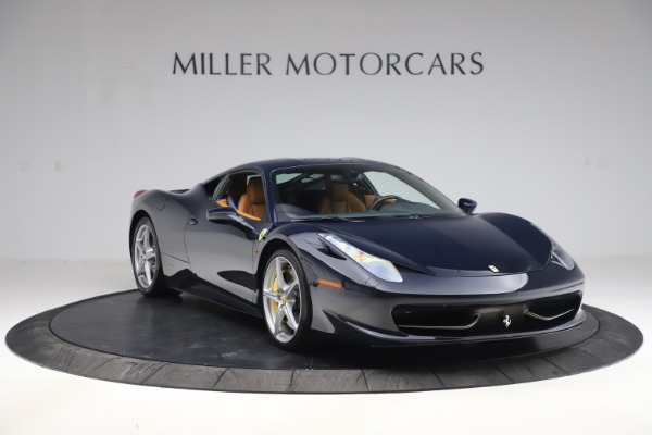 Used 2011 Ferrari 458 Italia for sale $179,900 at Rolls-Royce Motor Cars Greenwich in Greenwich CT 06830 11