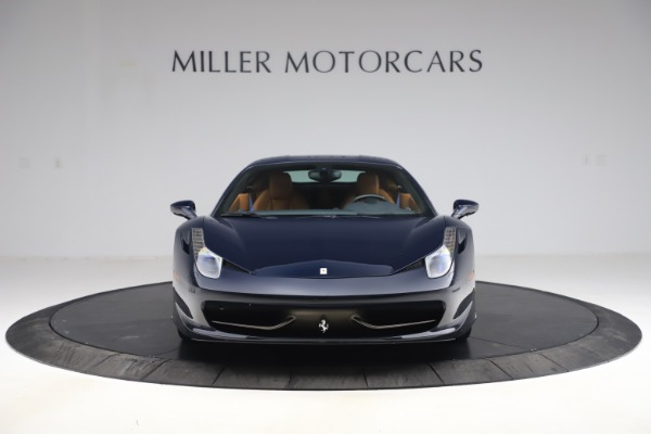Used 2011 Ferrari 458 Italia for sale $179,900 at Rolls-Royce Motor Cars Greenwich in Greenwich CT 06830 12