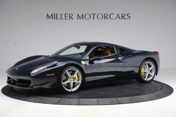 Used 2011 Ferrari 458 Italia for sale $179,900 at Rolls-Royce Motor Cars Greenwich in Greenwich CT 06830 2