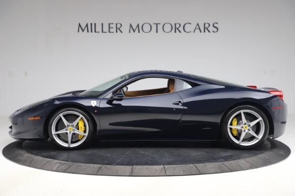 Used 2011 Ferrari 458 Italia for sale $179,900 at Rolls-Royce Motor Cars Greenwich in Greenwich CT 06830 3