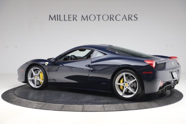 Used 2011 Ferrari 458 Italia for sale $179,900 at Rolls-Royce Motor Cars Greenwich in Greenwich CT 06830 4