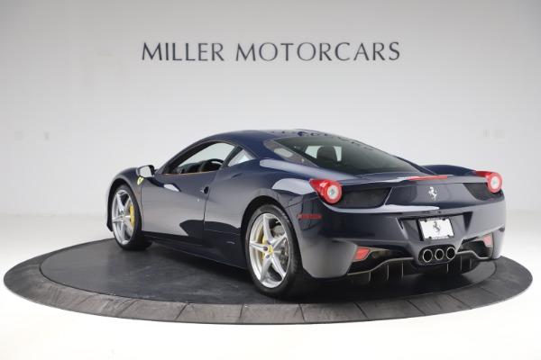Used 2011 Ferrari 458 Italia for sale $179,900 at Rolls-Royce Motor Cars Greenwich in Greenwich CT 06830 5