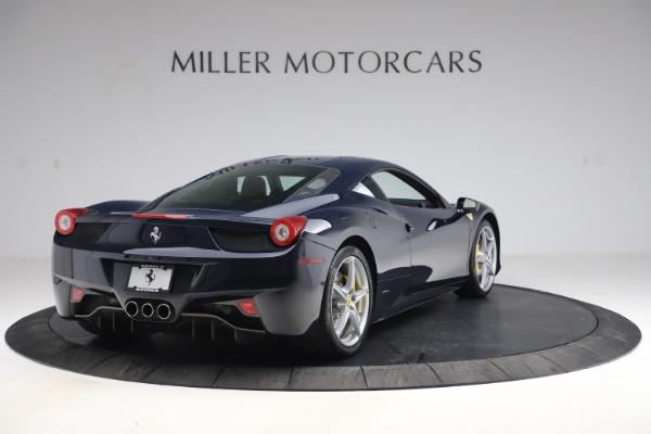 Used 2011 Ferrari 458 Italia for sale $179,900 at Rolls-Royce Motor Cars Greenwich in Greenwich CT 06830 7