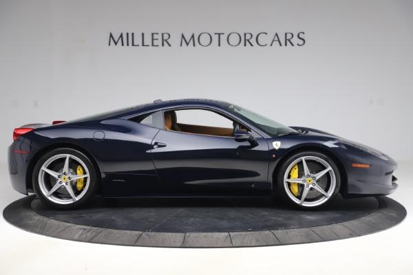 Used 2011 Ferrari 458 Italia for sale $179,900 at Rolls-Royce Motor Cars Greenwich in Greenwich CT 06830 9
