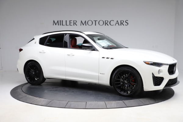 New 2021 Maserati Levante Q4 GranSport for sale Sold at Rolls-Royce Motor Cars Greenwich in Greenwich CT 06830 10