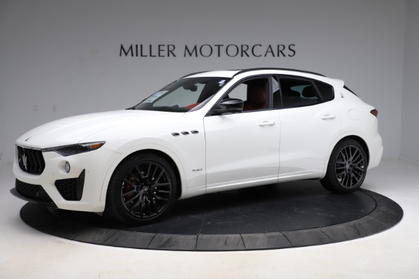New 2021 Maserati Levante Q4 GranSport for sale $92,935 at Rolls-Royce Motor Cars Greenwich in Greenwich CT 06830 2