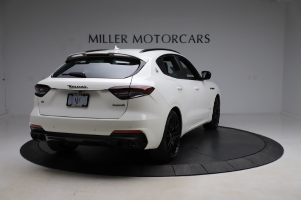 New 2021 Maserati Levante Q4 GranSport for sale Sold at Rolls-Royce Motor Cars Greenwich in Greenwich CT 06830 7