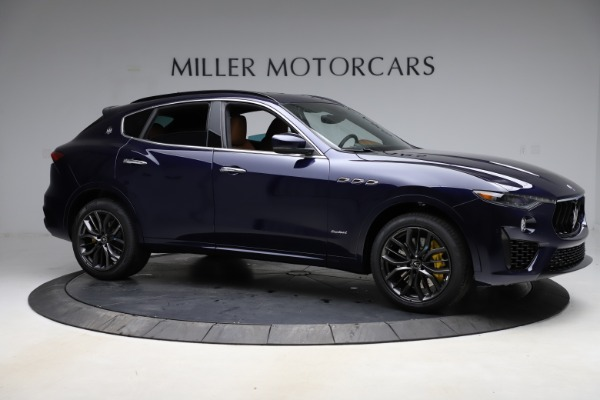 New 2021 Maserati Levante S Q4 GranSport for sale $100,185 at Rolls-Royce Motor Cars Greenwich in Greenwich CT 06830 10