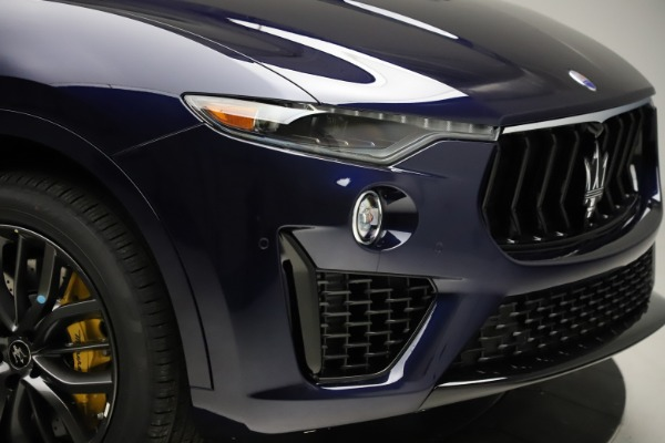 New 2021 Maserati Levante S Q4 GranSport for sale $100,185 at Rolls-Royce Motor Cars Greenwich in Greenwich CT 06830 25