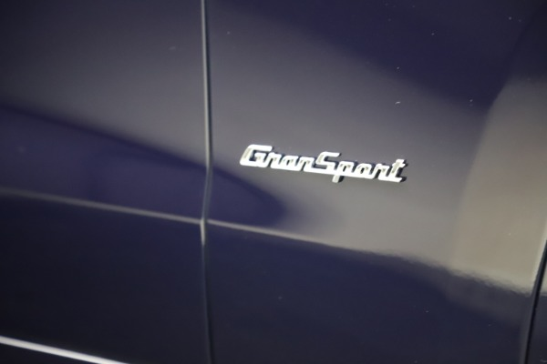 New 2021 Maserati Levante S Q4 GranSport for sale $100,185 at Rolls-Royce Motor Cars Greenwich in Greenwich CT 06830 26