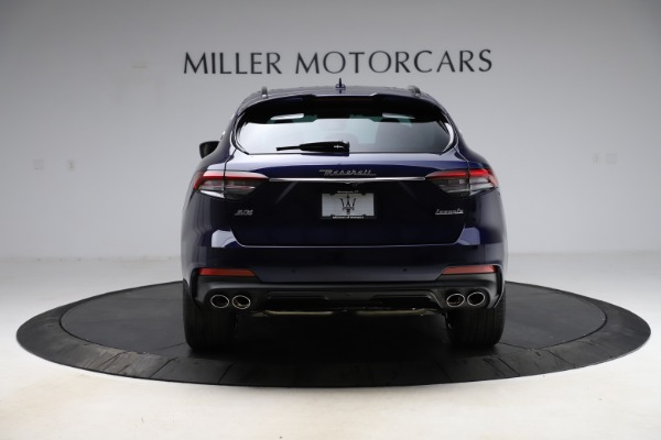 New 2021 Maserati Levante S Q4 GranSport for sale $100,185 at Rolls-Royce Motor Cars Greenwich in Greenwich CT 06830 6