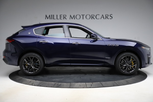 New 2021 Maserati Levante S Q4 GranSport for sale $100,185 at Rolls-Royce Motor Cars Greenwich in Greenwich CT 06830 9