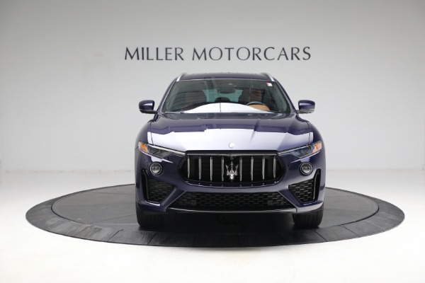 New 2021 Maserati Levante Q4 for sale Call for price at Rolls-Royce Motor Cars Greenwich in Greenwich CT 06830 10