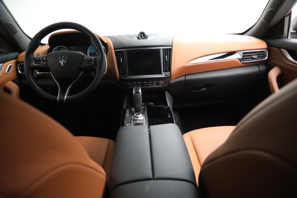 New 2021 Maserati Levante Q4 for sale Call for price at Rolls-Royce Motor Cars Greenwich in Greenwich CT 06830 13