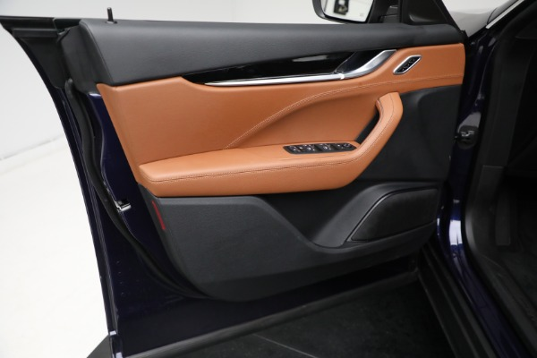 New 2021 Maserati Levante Q4 for sale Call for price at Rolls-Royce Motor Cars Greenwich in Greenwich CT 06830 14