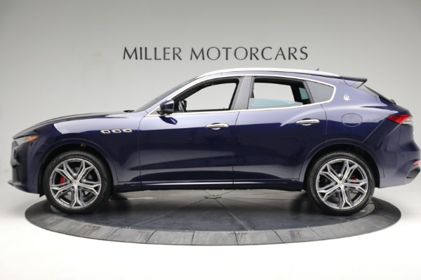 New 2021 Maserati Levante Q4 for sale Call for price at Rolls-Royce Motor Cars Greenwich in Greenwich CT 06830 2