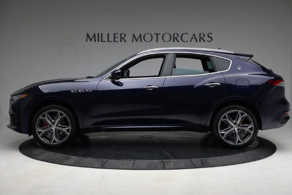 New 2021 Maserati Levante Q4 for sale Call for price at Rolls-Royce Motor Cars Greenwich in Greenwich CT 06830 3