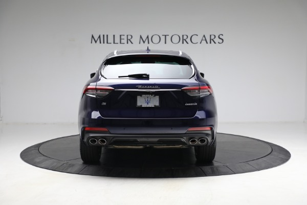 New 2021 Maserati Levante Q4 for sale Call for price at Rolls-Royce Motor Cars Greenwich in Greenwich CT 06830 6
