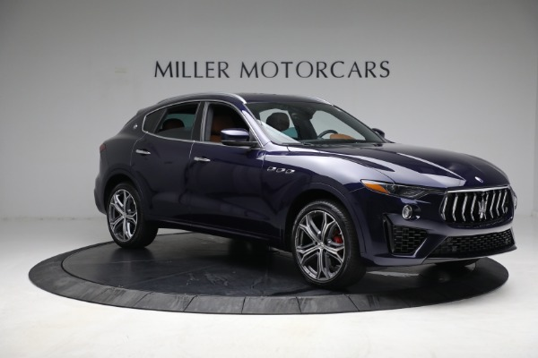 New 2021 Maserati Levante Q4 for sale Call for price at Rolls-Royce Motor Cars Greenwich in Greenwich CT 06830 8