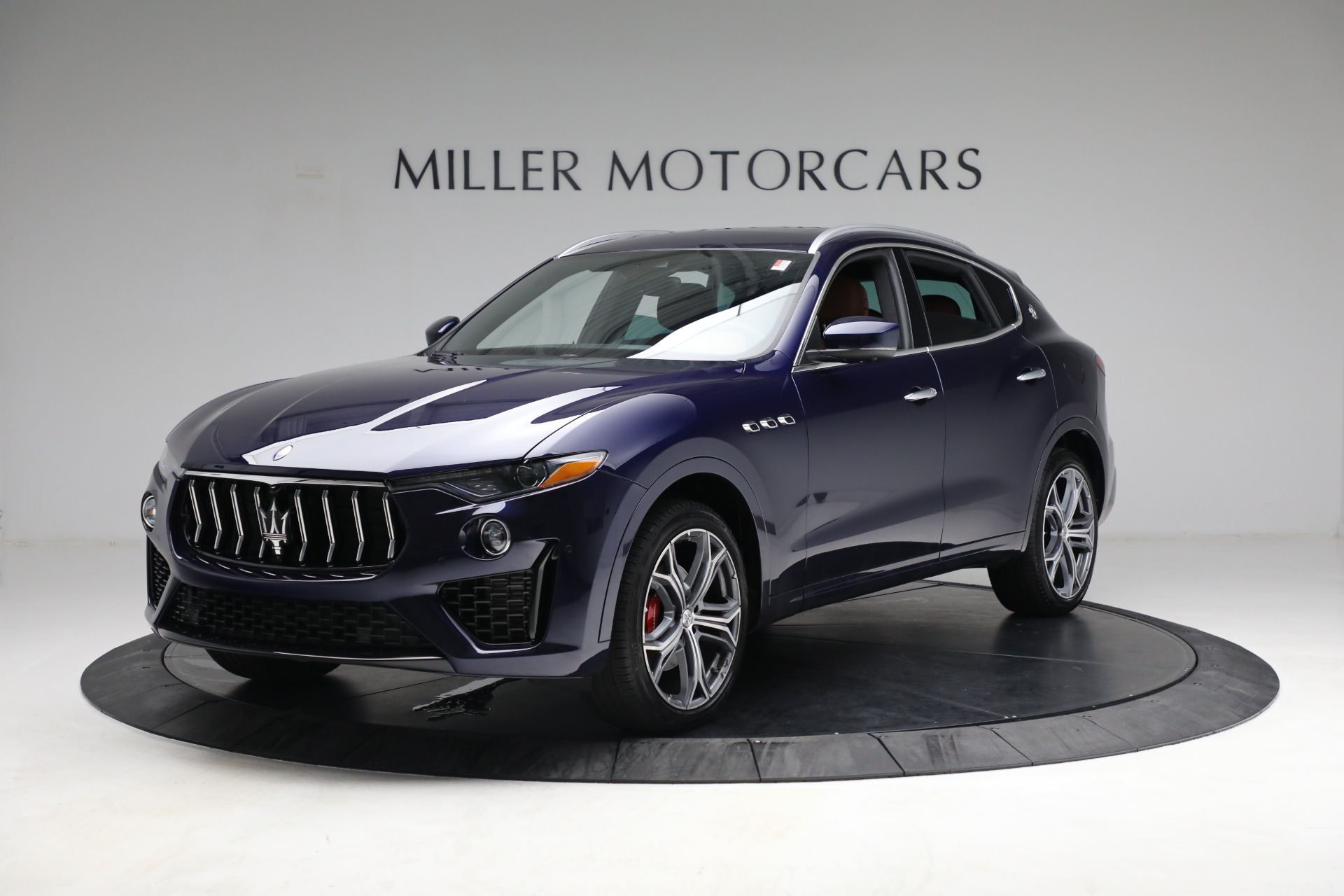 New 2021 Maserati Levante Q4 for sale Call for price at Rolls-Royce Motor Cars Greenwich in Greenwich CT 06830 1