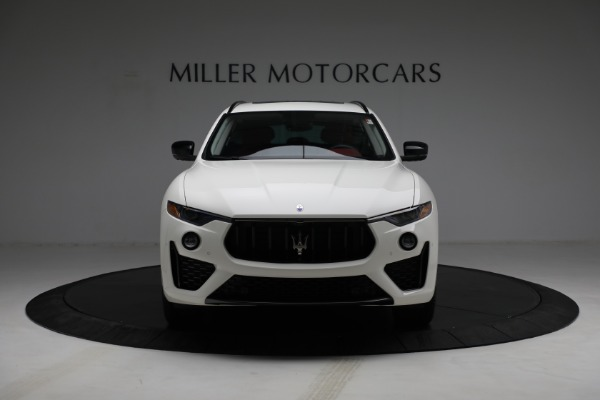 New 2021 Maserati Levante Q4 for sale $89,175 at Rolls-Royce Motor Cars Greenwich in Greenwich CT 06830 11
