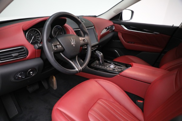 New 2021 Maserati Levante Q4 for sale $89,175 at Rolls-Royce Motor Cars Greenwich in Greenwich CT 06830 12