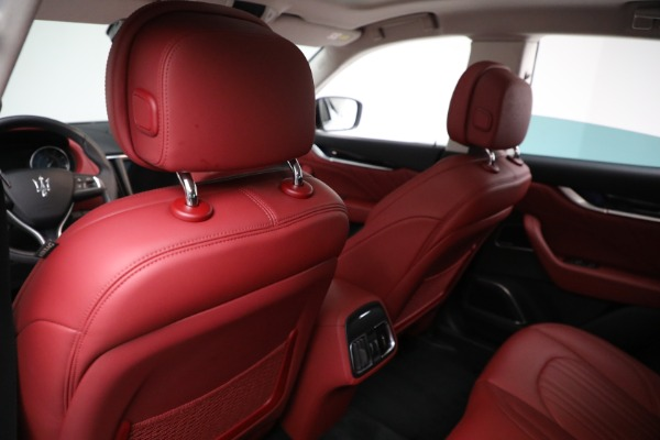 New 2021 Maserati Levante Q4 for sale $89,175 at Rolls-Royce Motor Cars Greenwich in Greenwich CT 06830 15