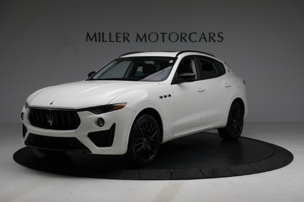 New 2021 Maserati Levante Q4 for sale $89,175 at Rolls-Royce Motor Cars Greenwich in Greenwich CT 06830 2