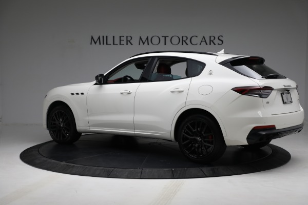 New 2021 Maserati Levante Q4 for sale $89,175 at Rolls-Royce Motor Cars Greenwich in Greenwich CT 06830 4
