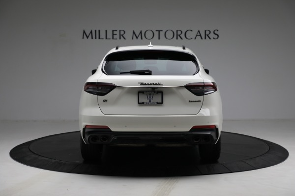 New 2021 Maserati Levante Q4 for sale $89,175 at Rolls-Royce Motor Cars Greenwich in Greenwich CT 06830 6