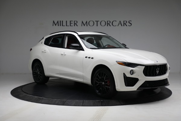 New 2021 Maserati Levante Q4 for sale $89,175 at Rolls-Royce Motor Cars Greenwich in Greenwich CT 06830 9
