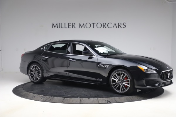 New 2021 Maserati Quattroporte S Q4 GranSport for sale $129,185 at Rolls-Royce Motor Cars Greenwich in Greenwich CT 06830 10