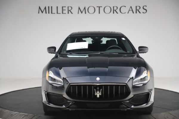 New 2021 Maserati Quattroporte S Q4 GranSport for sale $129,185 at Rolls-Royce Motor Cars Greenwich in Greenwich CT 06830 12
