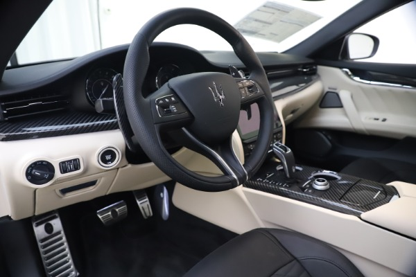 New 2021 Maserati Quattroporte S Q4 GranSport for sale $129,185 at Rolls-Royce Motor Cars Greenwich in Greenwich CT 06830 13