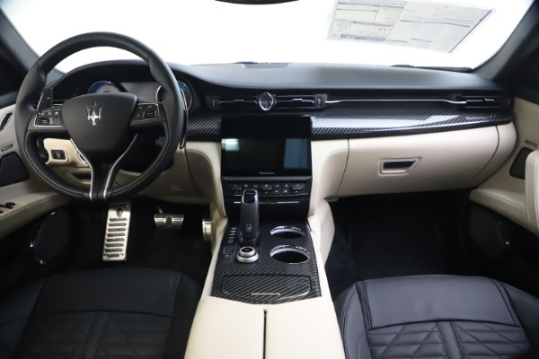 New 2021 Maserati Quattroporte S Q4 GranSport for sale $129,185 at Rolls-Royce Motor Cars Greenwich in Greenwich CT 06830 16