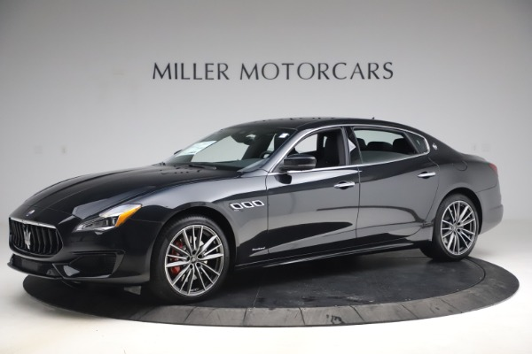 New 2021 Maserati Quattroporte S Q4 GranSport for sale $129,185 at Rolls-Royce Motor Cars Greenwich in Greenwich CT 06830 2