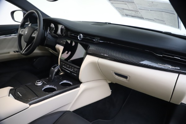 New 2021 Maserati Quattroporte S Q4 GranSport for sale $129,185 at Rolls-Royce Motor Cars Greenwich in Greenwich CT 06830 20
