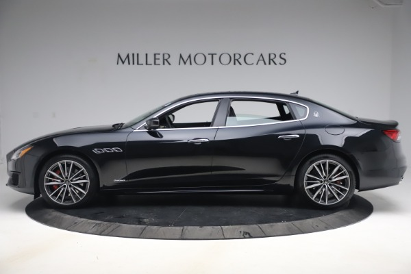New 2021 Maserati Quattroporte S Q4 GranSport for sale $129,185 at Rolls-Royce Motor Cars Greenwich in Greenwich CT 06830 3