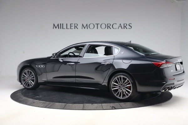 New 2021 Maserati Quattroporte S Q4 GranSport for sale $129,185 at Rolls-Royce Motor Cars Greenwich in Greenwich CT 06830 4